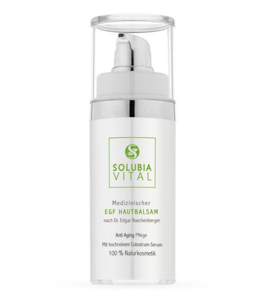 Organic, natural skincare - Naturkosmetik von SOLUBIA 11 -