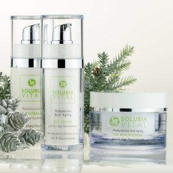 EGF Serum und Wachstumsfaktoren Kosmetik