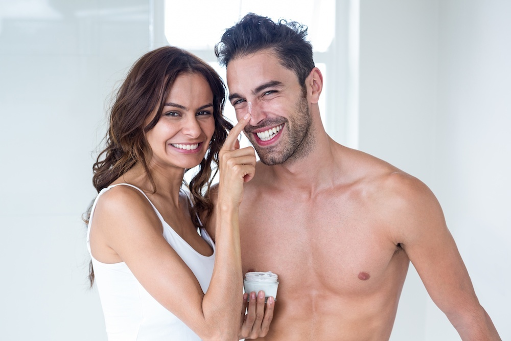 Für Frauen und Männer Wachstumsfaktoren Kosmetik