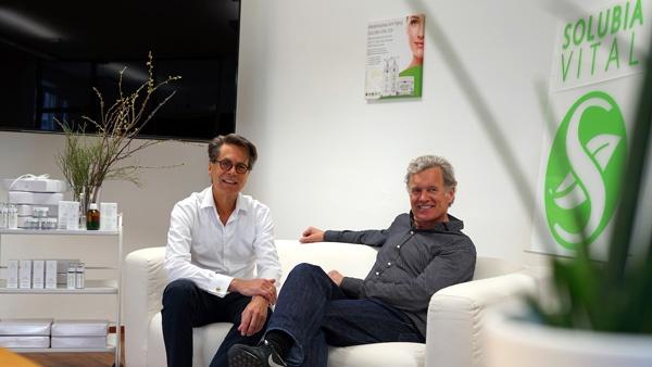 Michael Tremer und Pul Borgetto