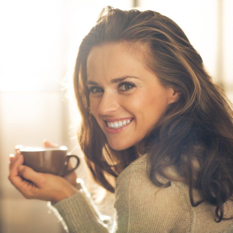 Ein guter Tee bereitet Dich auf die Nachtpflege vor