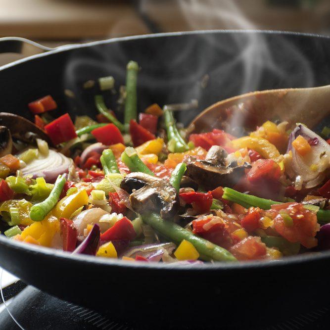 Tierschutz beginnt beim Essen. Mehr Gemüse essen für mehr Tierwohl