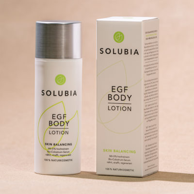 SOLUBIA EGF Bodylotion 150 ml