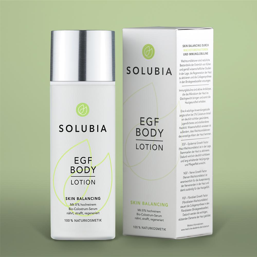 SOLUBIA BIO-EGF BODYLOTION
